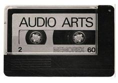 An Audio Arts cassette - TGA 200414