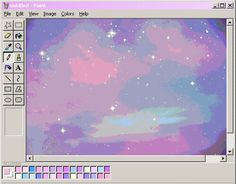 Shared by kawaii kanye west. Find images and videos about pink, grunge and aesthetic on We Heart It - the app to get lost in what you love. Pastel Grunge, Grunge Goth, Pastel Punk, Purple Aesthetic, Aesthetic Art, Pixel Art, Overlays, Art Kawaii, Retro