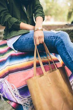 Safari Leather Bucket Bag // Win a bag in the Sweepstakes! Magnolia Farms, Joanna Gaines, Tote Purse, Fixer Upper, Bucket Bag, Safari, Totes, Autumn Fashion, Dressing