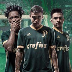 3bc3814bcc Terceira camisa do Palmeiras 2017-2018 Adidas Camisa Do Palmeiras 2017