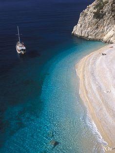 la Côte Lycienne, Turquie