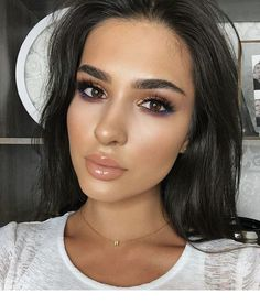 Gorgeous Makeup: Tips and Tricks With Eye Makeup and Eyeshadow – Makeup Design Ideas Glam Makeup, Skin Makeup, Makeup Inspo, Makeup Inspiration, Makeup Tips, Makeup Tutorials, Makeup Ideas, Clown Makeup, Drugstore Makeup