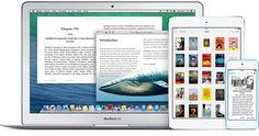 Apple - Compre e leia livros no seu Mac ou dispositivo com iOS com o iBooks.