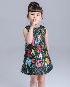 High End Luxury 2015 Autumn Girls Dress Brand Designer Kids Clothes Winter Kids Clothes For Baby Girl Dress Princess Dress 3-10Y