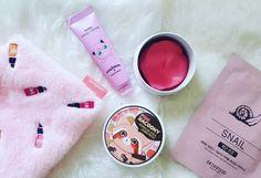 ��� Sweetness 🌸 🇫🇷 Besoin de fraîcheur et de douceur aujourd'hui ! Et toutes ces jolies petites choses roses vont m'y aider 🌸 Belle soirée !