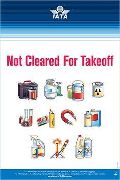iatanotclearedfortakeoff Baggage, Planes
