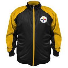 Big   Tall Majestic Pittsburgh Steelers Tricot Jacket  56.00 72aec623b