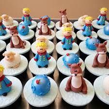 Resultado de imagem para cup cake decorados pequeno principe