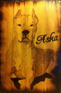 """""""Aska""""  Pioppo 20x30 cm"""