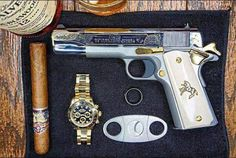 GUNS, CARS & GENTLEMEN's THINGS : Photo