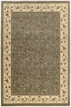 Rugs Direct Cagliari Floral Rugs | Rugs Direct