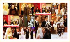 loved Mike and Pheobe's wedding