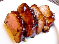 Liven up your pork tenderloin with this tangy glaze that's a little sweet, sour and salty all at once. 1 pork tenderloin (about 500g)1/4 cup teriyaki sauce1/4 cup honey3 tbsp lime juice1/2 tbsp grated gingeroot2 cloves garlic, minced2 tsp vegetable oil1 tbsp cornstarch2 tbsp water Combine teriyaki sauce, honey, lime juice, ginger, garlic and oil.  Pour into …