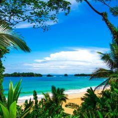 Bocas del Toro l Isla Bastimentos National Marine Park, Panama