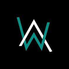 Resultado de imagen para logo alan walker