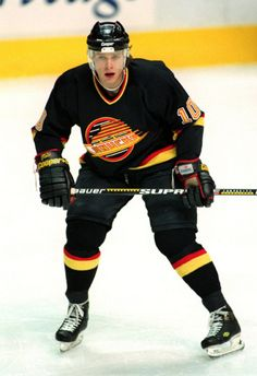 Pavel Bure | Vancouver Canucks | NHL | Hockey