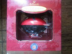 Atlanta Falcons NFL 1997 Hallmark Keepsake Ornament