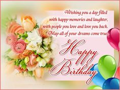 Birthday Wishes for Relatives : Birthday Messages and Images for Relatives