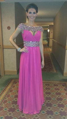 2016 Prom Dresses,Pink Evening Gowns,Formal Dresses,Prom Dresses,2016 Fashion Evening Gown,Beautiful Evening Dress,Pink Formal Dress,Prom Gowns