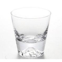 田島硝子 富士山 ロックグラス|ホーム&キッチン | マグカップ・グラス・酒器 | |田島硝子|ロフトネットストア