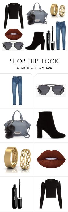 """""""HIGH FOR THIS"""" by laura-melissa-cortes on Polyvore featuring moda, Christian Dior, ZAC Zac Posen, Yves Saint Laurent, Lime Crime, Marc Jacobs y Proenza Schouler"""