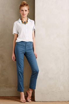 Riviera Charlie Trousers - anthropologie.com