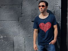 Valentines Day Quote - Men's T-Shirt UK
