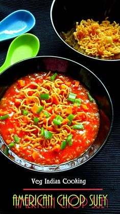 INDIAN VEG AMERICAN CHOP SUEY Indian Veg American Chop Suey  is a delightful tantalizing preparation of crispy fried noodles served with stir fried vegetables which are  served with hot sweet, spicy and tangy sauce.  #indianrecipes #indiancuisine #Americanchopsuey #noodles #friednoodles #indianfood #breakfast #spicy #recipe #sundaybrunch #indianbreakfast #recipeoftheday #vegetarian #chopsuey #foodblogger