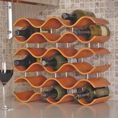 In white?? wine rack