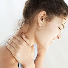 Neck-pain - hand massage