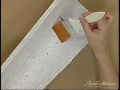 Passo a Passo Telha Decorativa Pinctore Tigre - YouTube