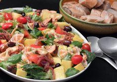 Celebration Treats 4U: Broileri-pastasalaatti