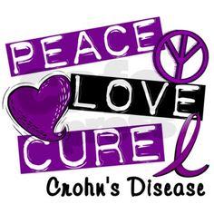 Cure Crohn's Disease!