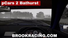 pCars2 GroupA Bathurst R32 Wet To Dry - PC Project Cars 2 Cockpit View