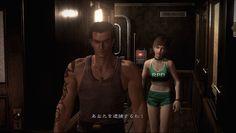 Bio Hazard 0 HD Remastered