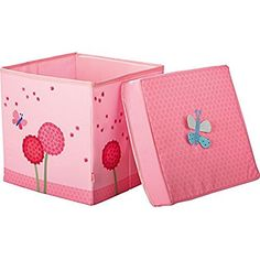 """Haba Σκαμπό αποθήκευσης """"Όνειροχώρα"""" Shops, Baby Nursery Decor, Toy Chest, Storage Chest, Coin Purse, Pouf, Home Decor, Sims 4 Custom Content, Wooden Signs With Sayings"""
