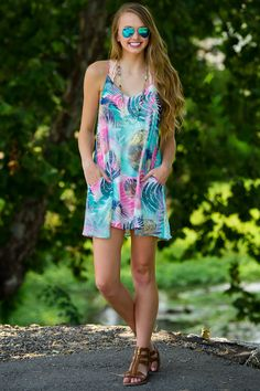 SALE- Bold And Beautiful Dress-Pink/Mint