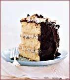 Gâteau au chocolat.: gâteau de Célébration au chocolat