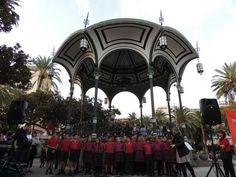 Canarias7. Revista C7: Eventos: Atlantic School canta a la Navidad