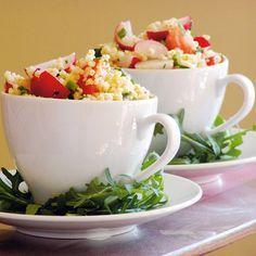 Hántolt köles saláta Recept képpel - Mindmegette.hu - Receptek