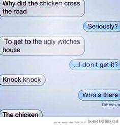 Hahahaha, best joke ever!