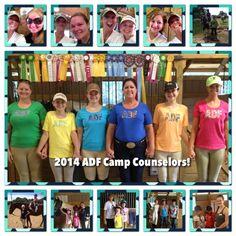 2014 ADF Camp Counselors!
