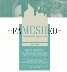 Ring in the New Year with FaMESHed! | Seraphim.