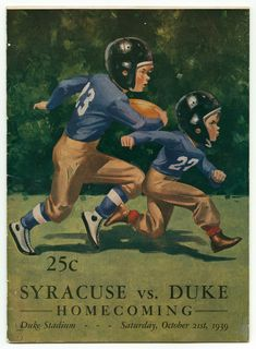 Shop Vintage Children, Boys Playing Football, Sports Poster created by YesterdayCafe. Young Football Players, Sport Football, Football 101, Football Fever, College Football, Homecoming Games, Football Birthday, Football Program, Vintage Football