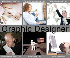 Being a Graphic Designer — Hannah Palasinski