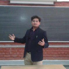 Motivational Talk with Ravindra Sahu at Kota. Content, Motivation, Inspiration