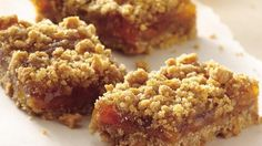 With just six ingredients and 15 minutes of prep, you can have fruity cereal bars in the oven.