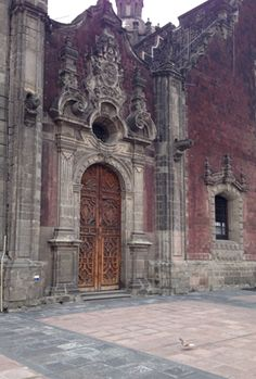 Mexican Cathedral.  https://www.facebook.com/bodosperleinlondon