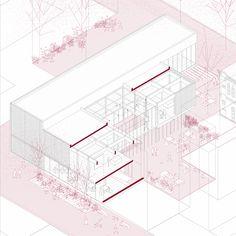 Galería de UDP presenta propuestas para la ampliación del Museo Benjamín Vicuña Mackenna en Santiago - 11