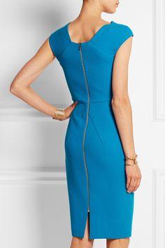 Roland Mouret|Barkis wool-crepe dress|NET-A-PORTER.COM, $2195